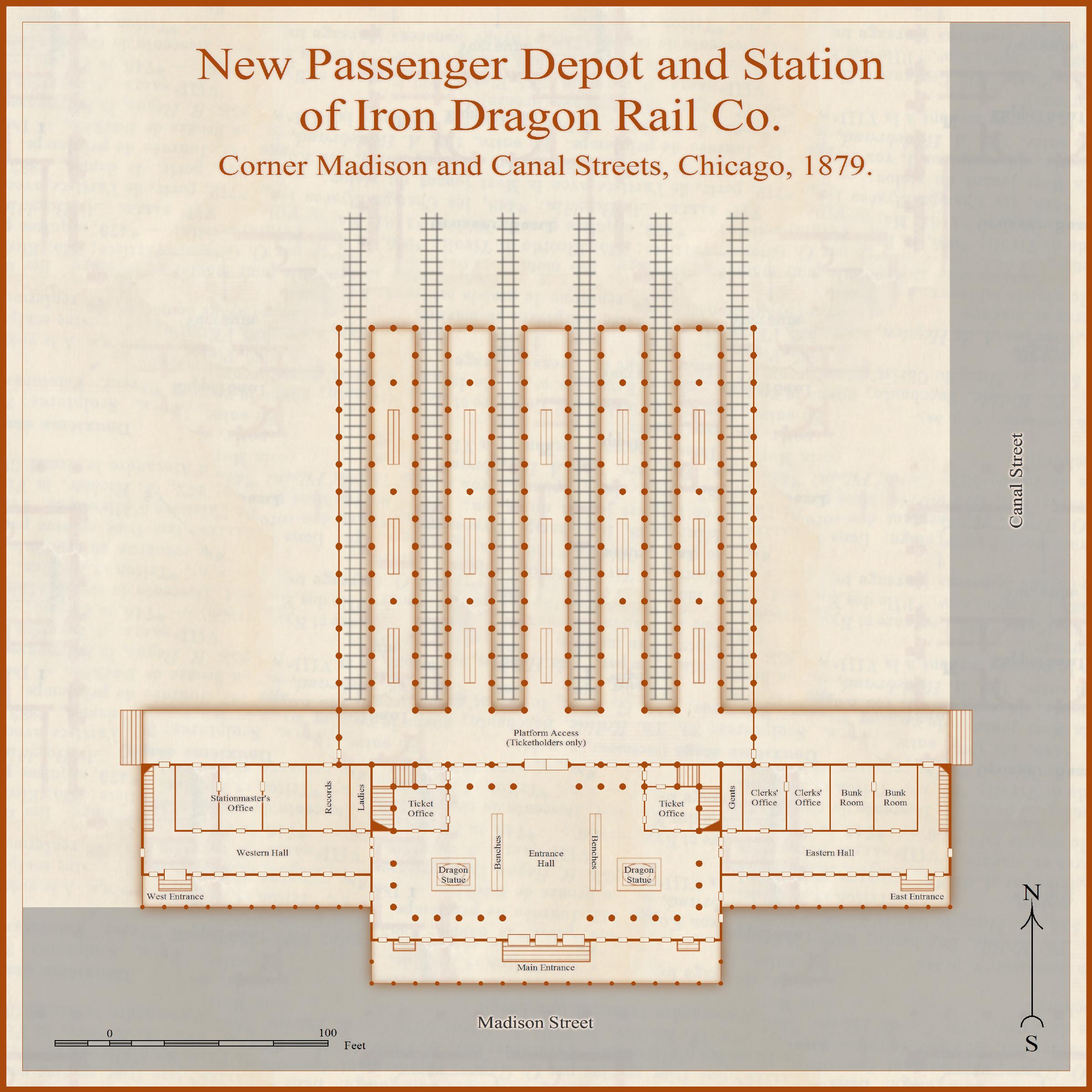 Maps Maps Denver Union Station Map Union Station Denver Map - Chicago map union station